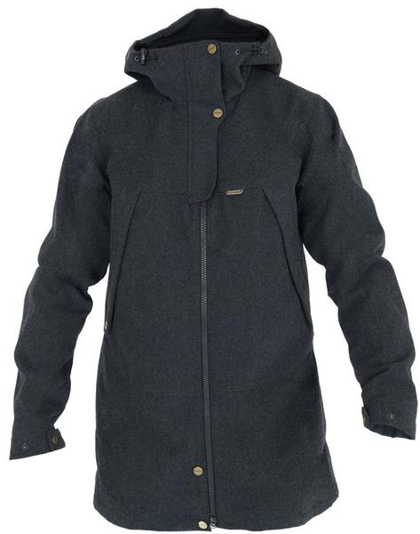 Sasta Sara Women'S Jacket Dark Grey