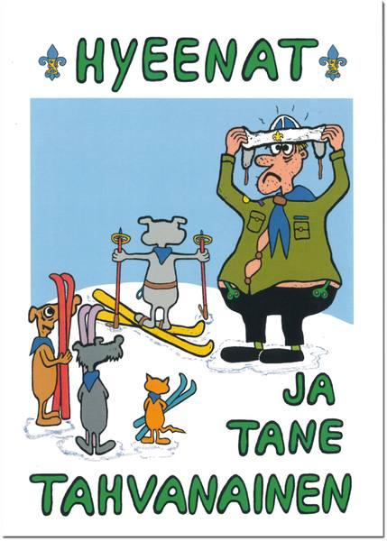 Scandinavian Outdoor Hyeenat Ja Tane Tahvanainen