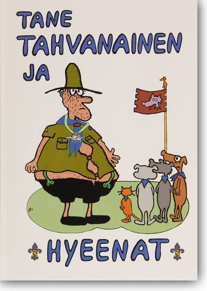 Scandinavian Outdoor Tane Tahvanainen Ja Hyeenat