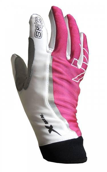 Ski Go X-Skin Women'S White/Pink
