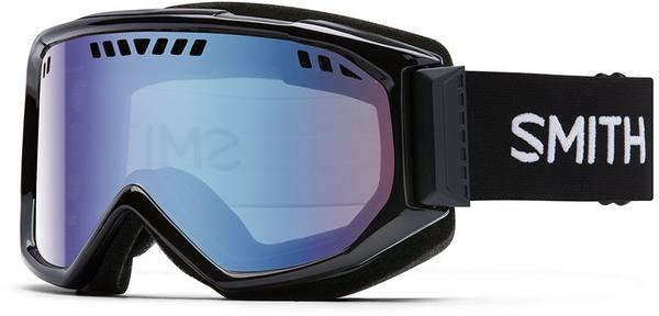 Smith Scope Black Blue Sensor Mirror