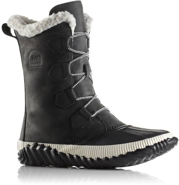Sorel Out'N'About Plus Tall Boot Musta