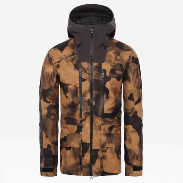 The North Face A-Cad Jacket Khaki
