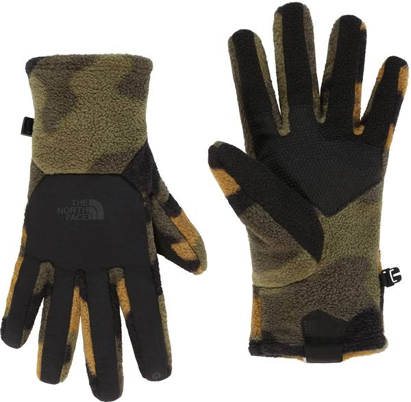 The North Face Denali Etip Gloves Oliivi