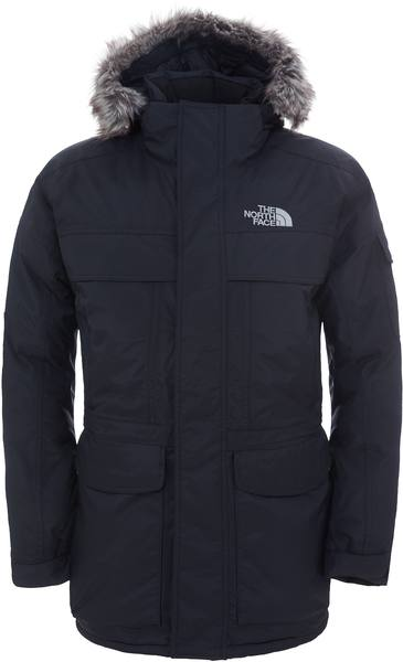 The North Face Mc Murdo Parka Black