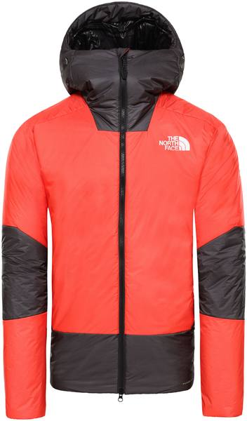 The North Face Men'S Summit L6 Synthetic Belay Parka Punainen