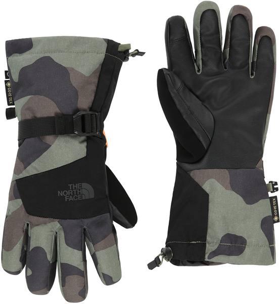 The North Face Montana Etip Gtx Glove Camo