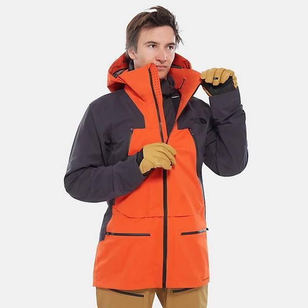 The North Face Purist Jacket Papaya