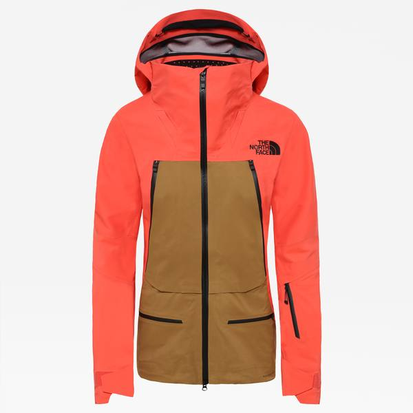 The North Face Purist Jacket Women'S Oranssi