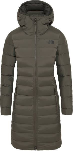 The North Face Stretch Down W Parka Taupe