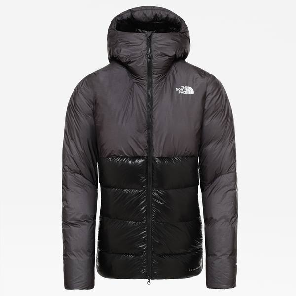 The North Face Women'S Summit L6 Down Belay Parka Musta