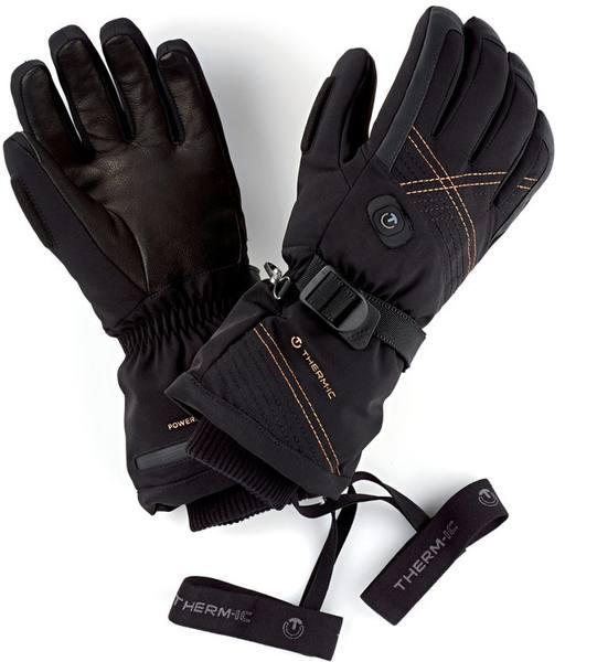Therm-Ic Ultra Heat Gloves Women Black