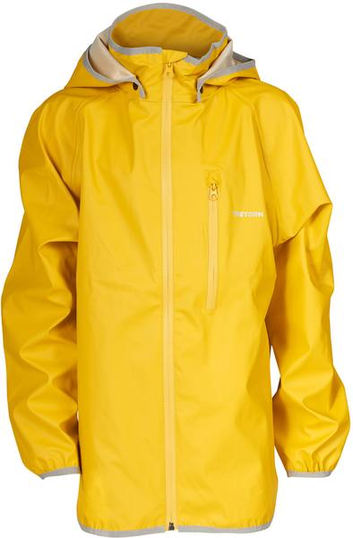 Tretorn Jr Light Weight Jacket Yellow