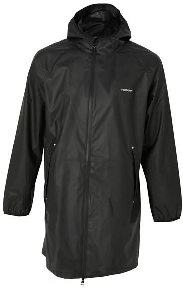 Tretorn Wings Light Rainjacket Black