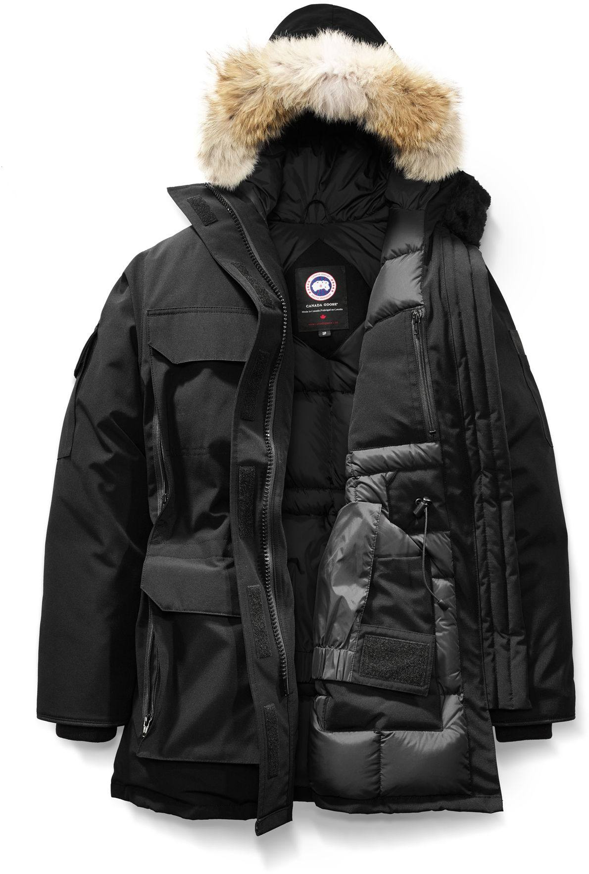 canada goose expedition parka sverige