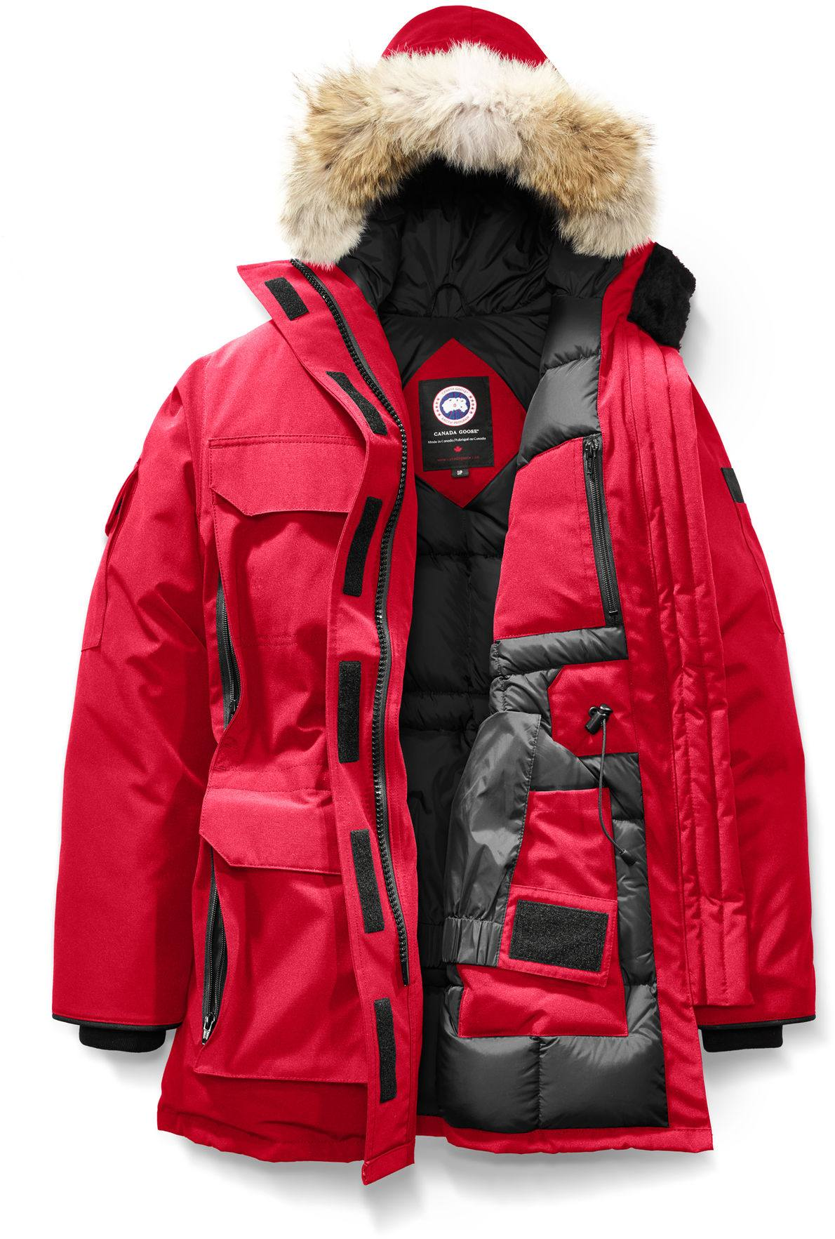 Canada Goose Expedition Parka W | Scandinavian Outdoor