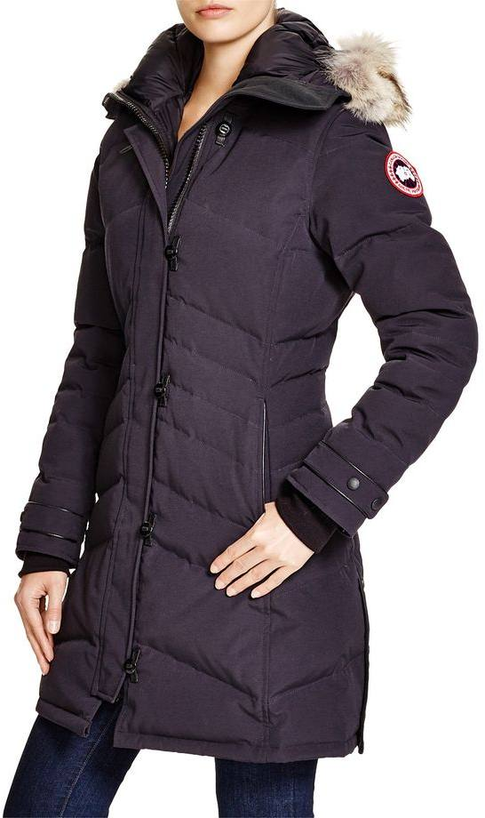48eff80fd86 Canada Goose Lorette Parka Red Wood. Full image ...