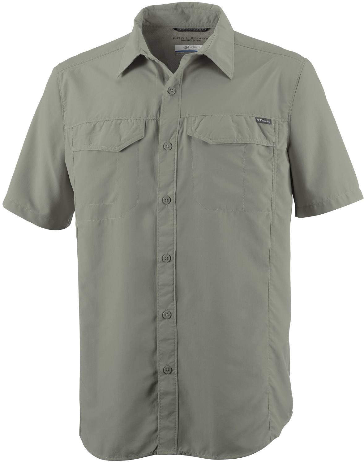 f950f0be77e Columbia Silver Ridge SS Shirt | Scandinavian Outdoor