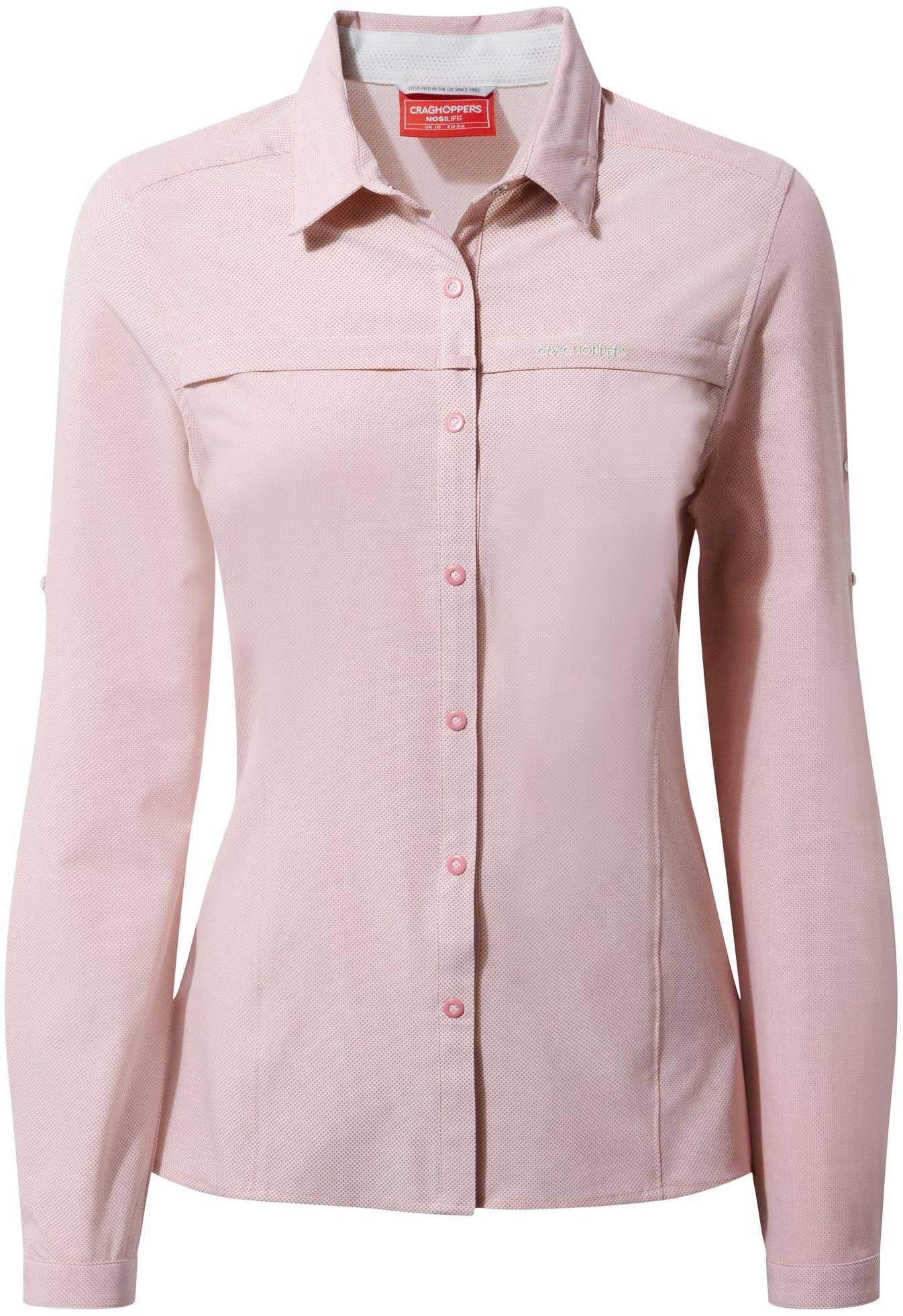 Craghoppers NosiLife Pro Womens Long Sleeved Shirt