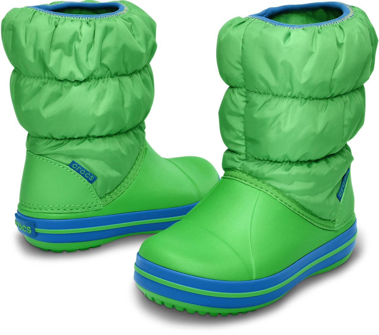 993960ecafd1f Crocs Winter Puff Boot Kids