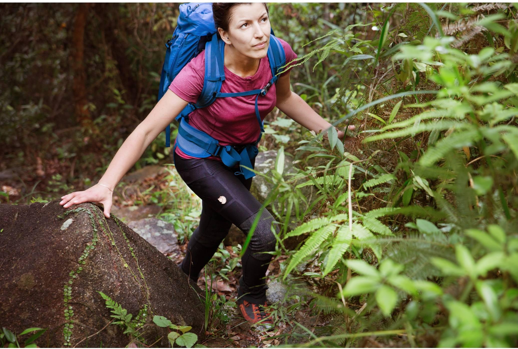 FJÄLL RÄVEN Damen Trekking-Tights Abisko NEU Weitere Sportarten