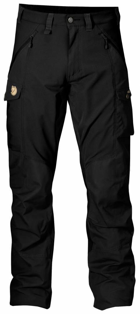 Fjällräven Abisko Trousers Black. Täysikokoinen kuva c0aa0f5d52