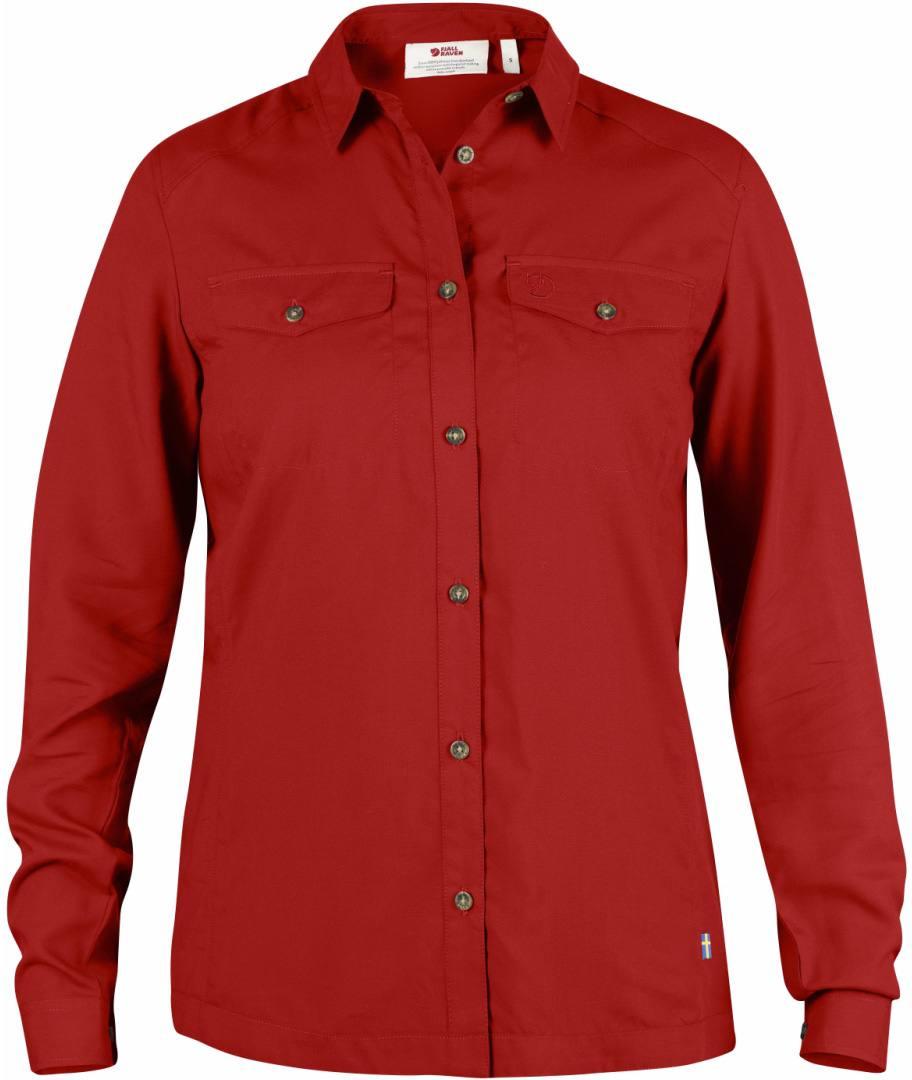perfekte Qualität Einkaufen harmonische Farben Fjällräven Abisko Vent Shirt LS Women | Scandinavian Outdoor