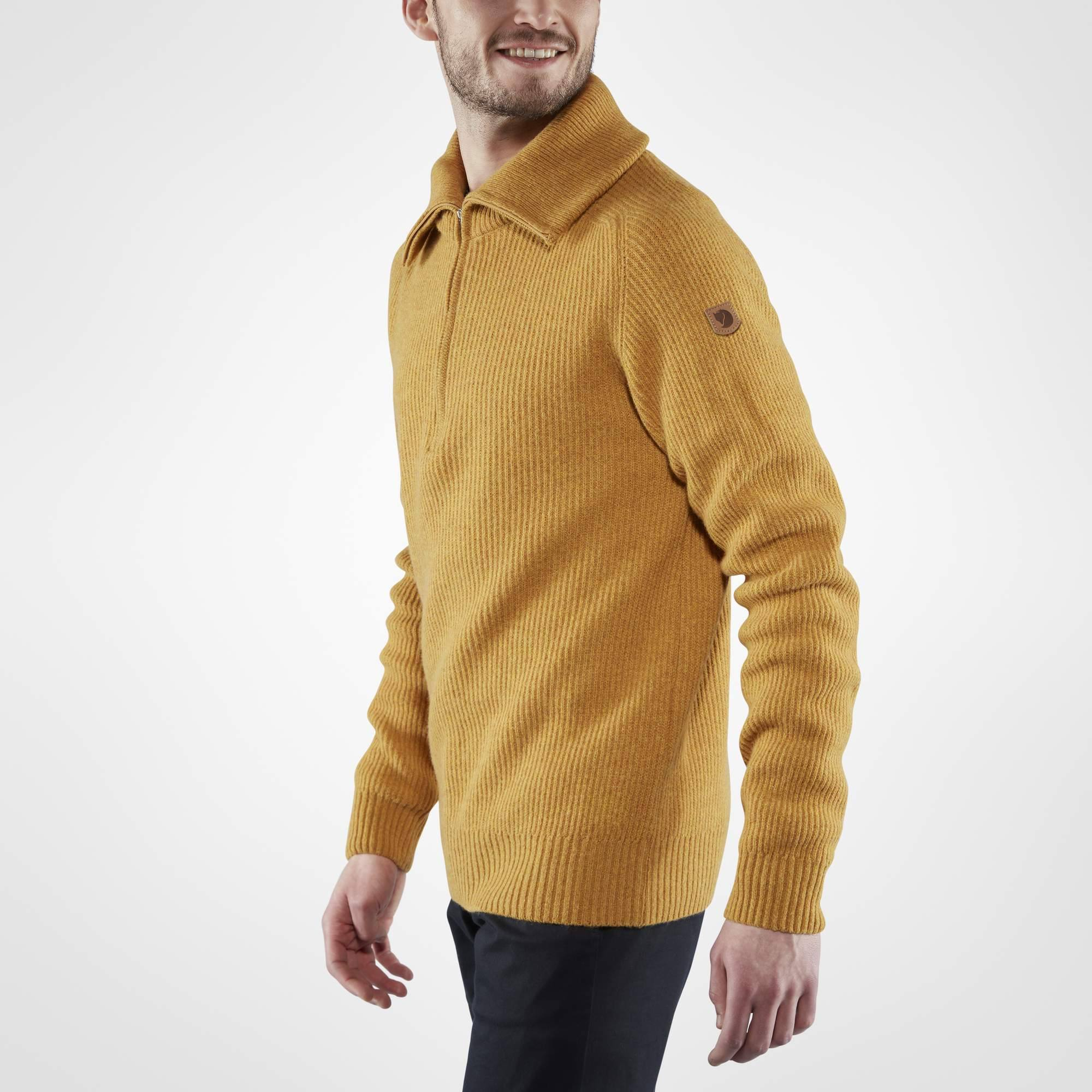 bac2806c2 Fjällräven Greenland Re-Wool Sweater | Scandinavian Outdoor