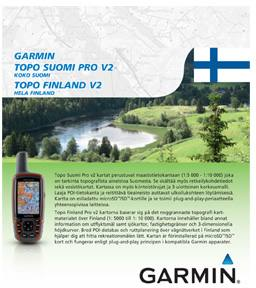 Garmin Topo Suomi Pro V2 Area 2 | Scandinavian Outdoor