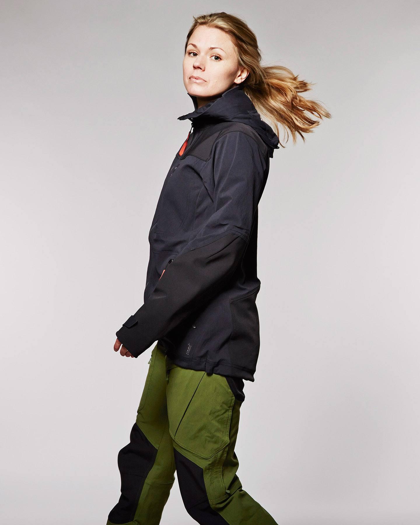 Haglu00f6fs Rugged Fjell Jacket Women   Scandinavian Outdoor