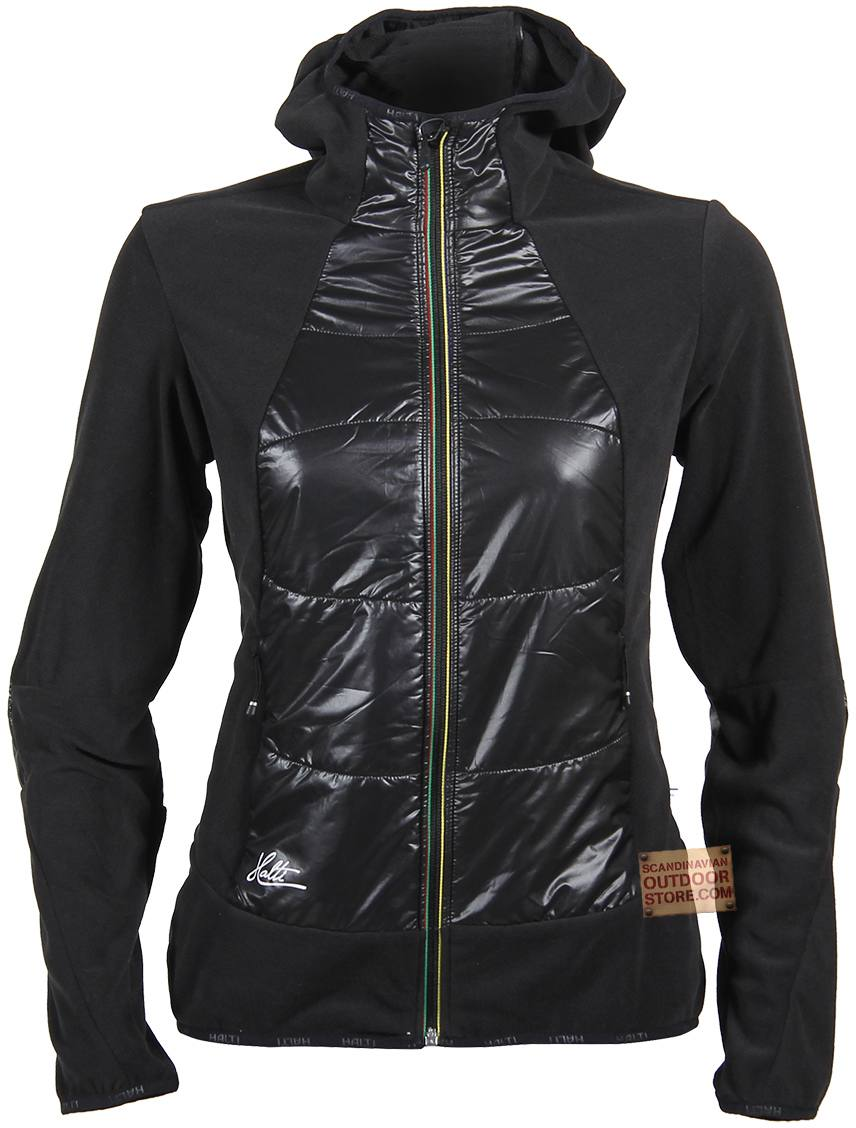 Halti Sola Jacket Black. Full image 788983df52