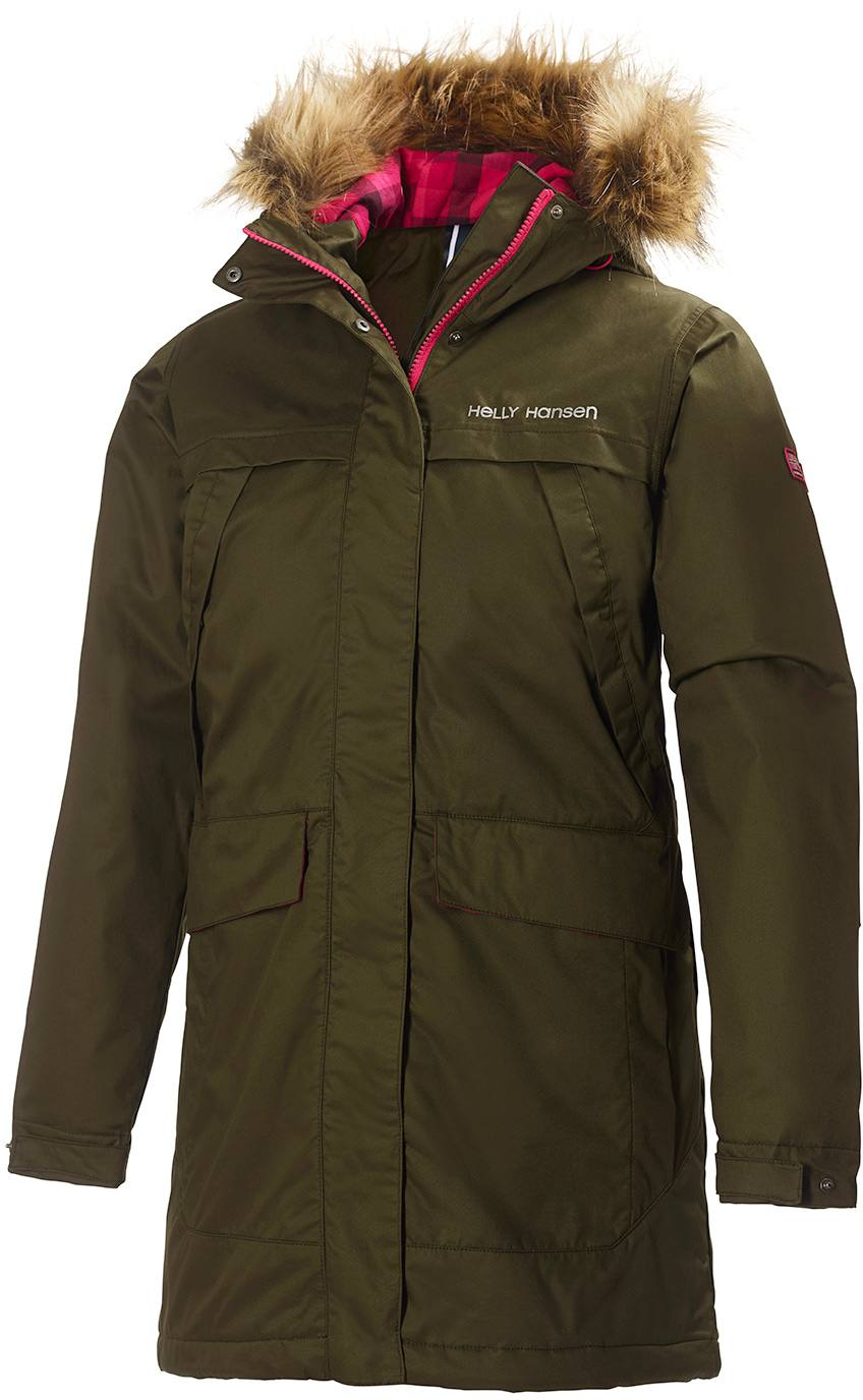 Helly Hansen Coastline Parka Women Black. Full image Full image a5df68eb9