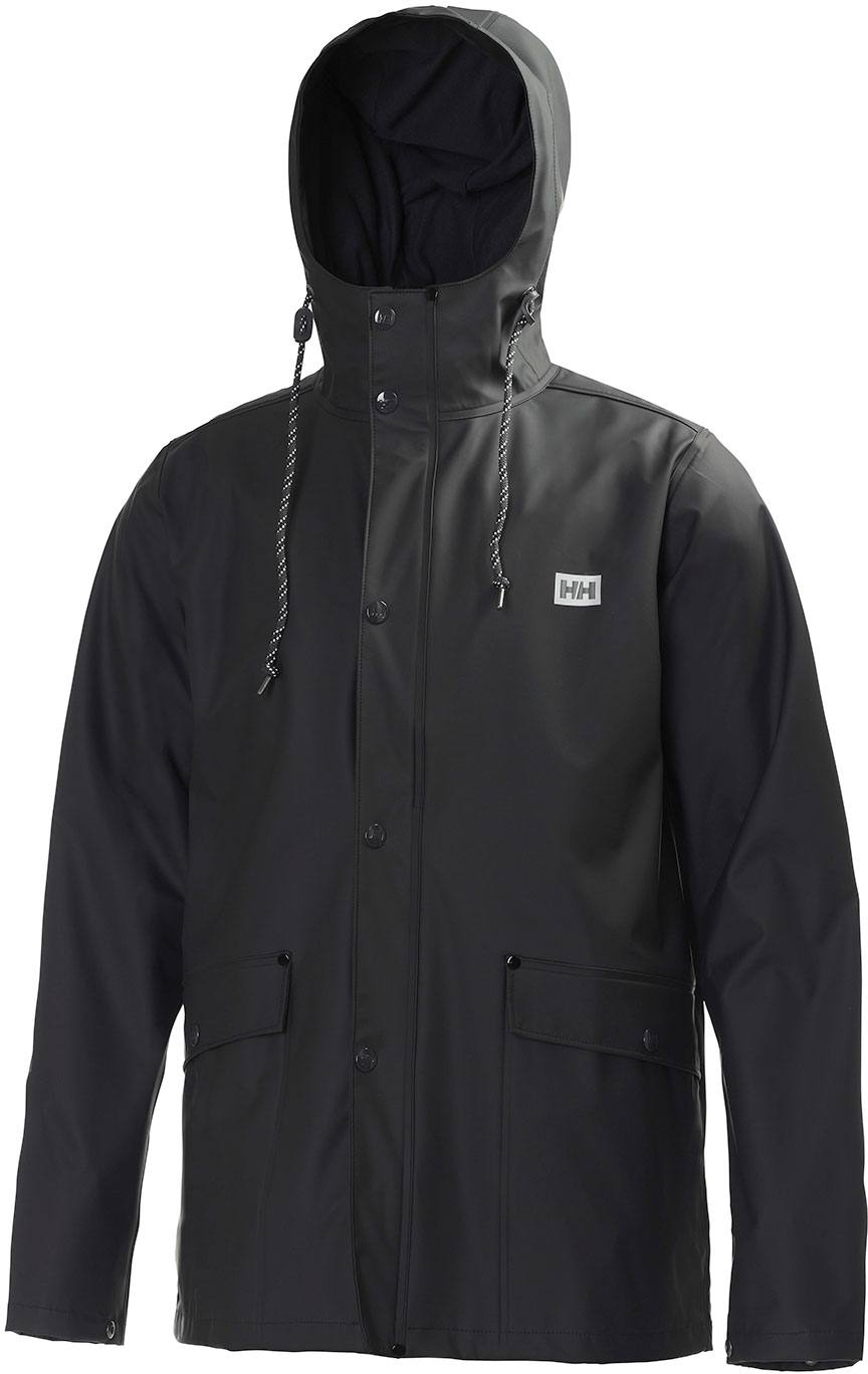 2b036126 Helly Hansen Lerwick Rain Jacket Black. Full image Full image