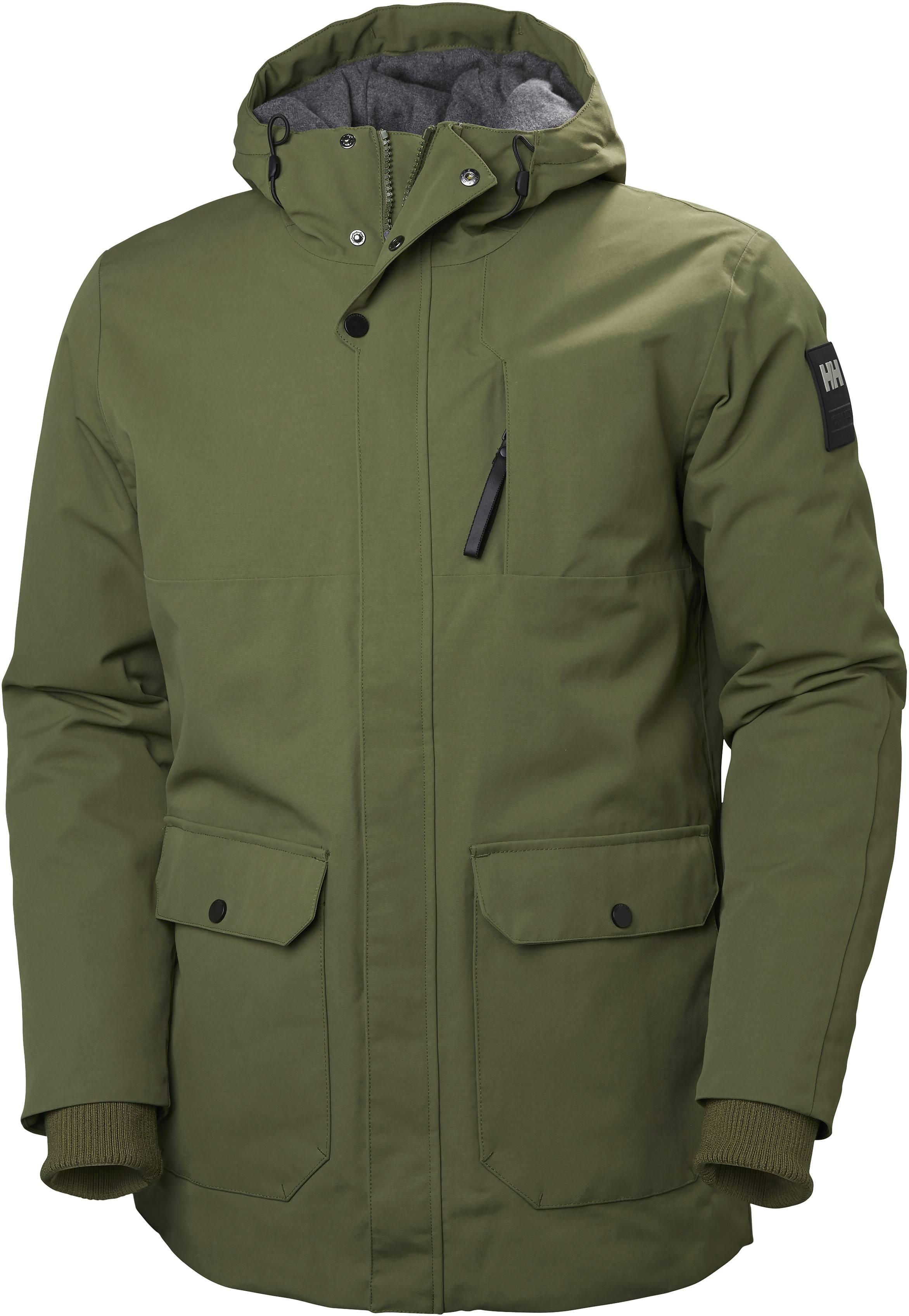 7d65f8ee Helly Hansen Urban Long Jacket | Scandinavian Outdoor