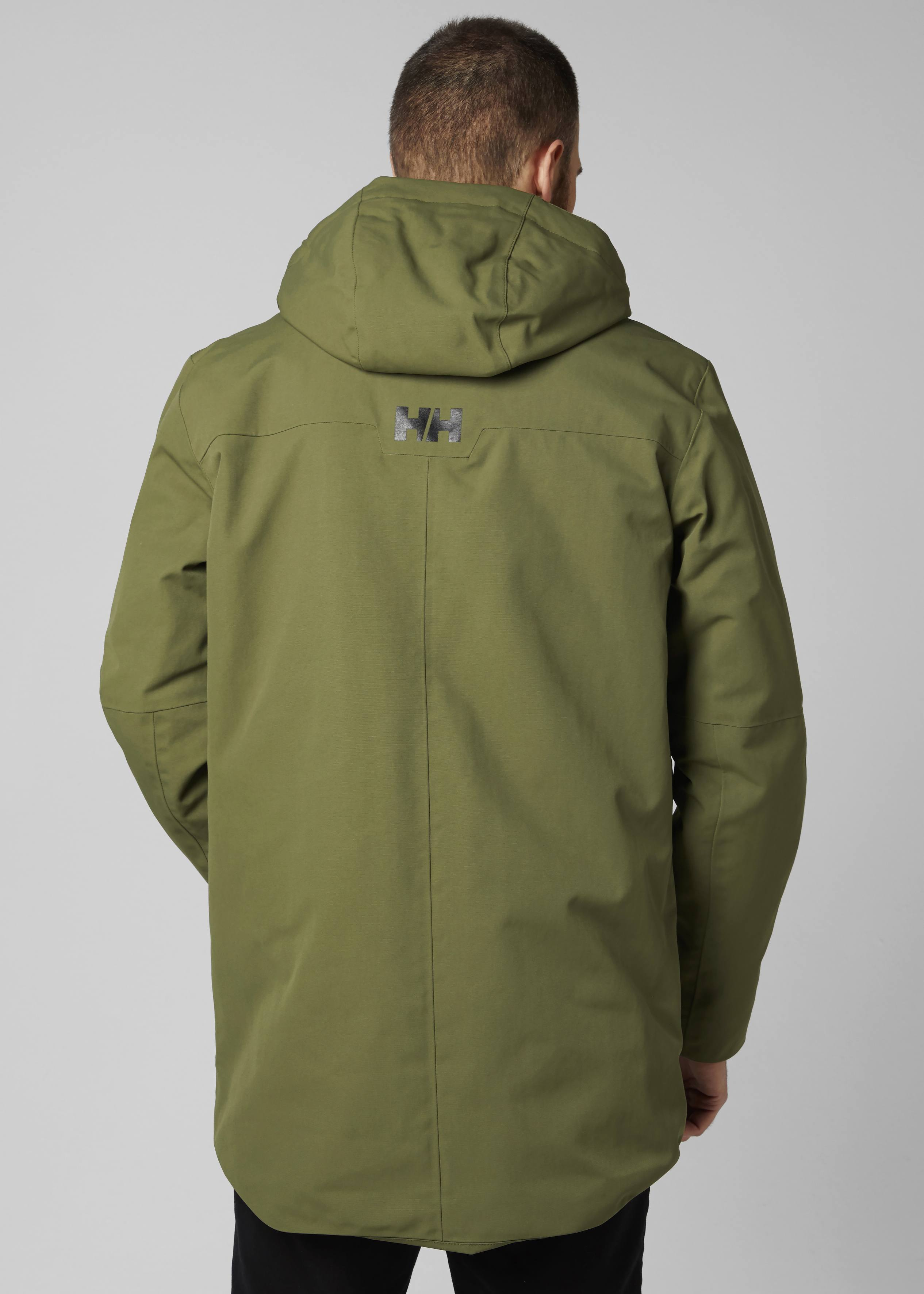 Helly Hansen Urban Long Jacket Scandinavian Outdoor