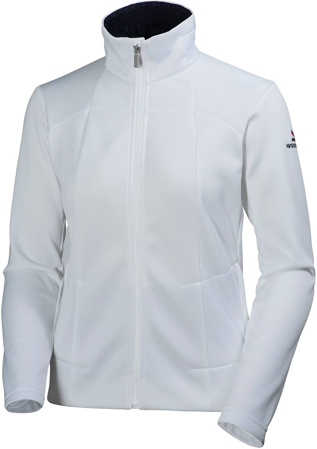 Helly Hansen Women S Hp Fleece Jacket White. Full image ... 95ddd74740