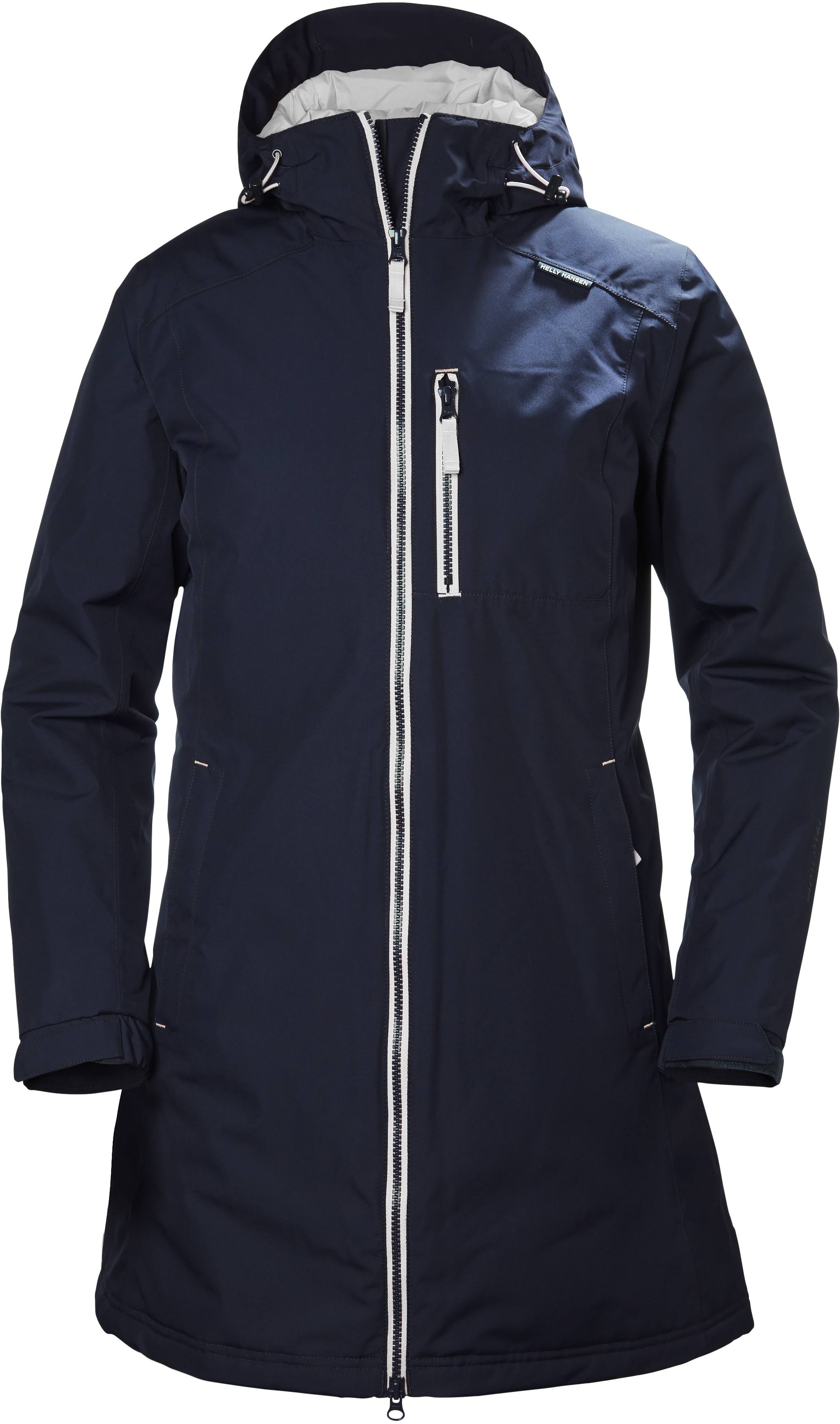 ed30191f5c Helly Hansen Women S Long Belfast Winter Jacket. Full image ...