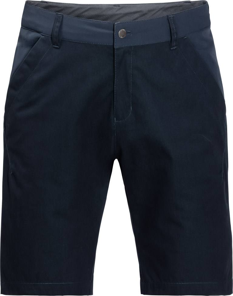 249bc7e4e40 Jack Wolfskin Belden Shorts Men Dark Blue. Full image