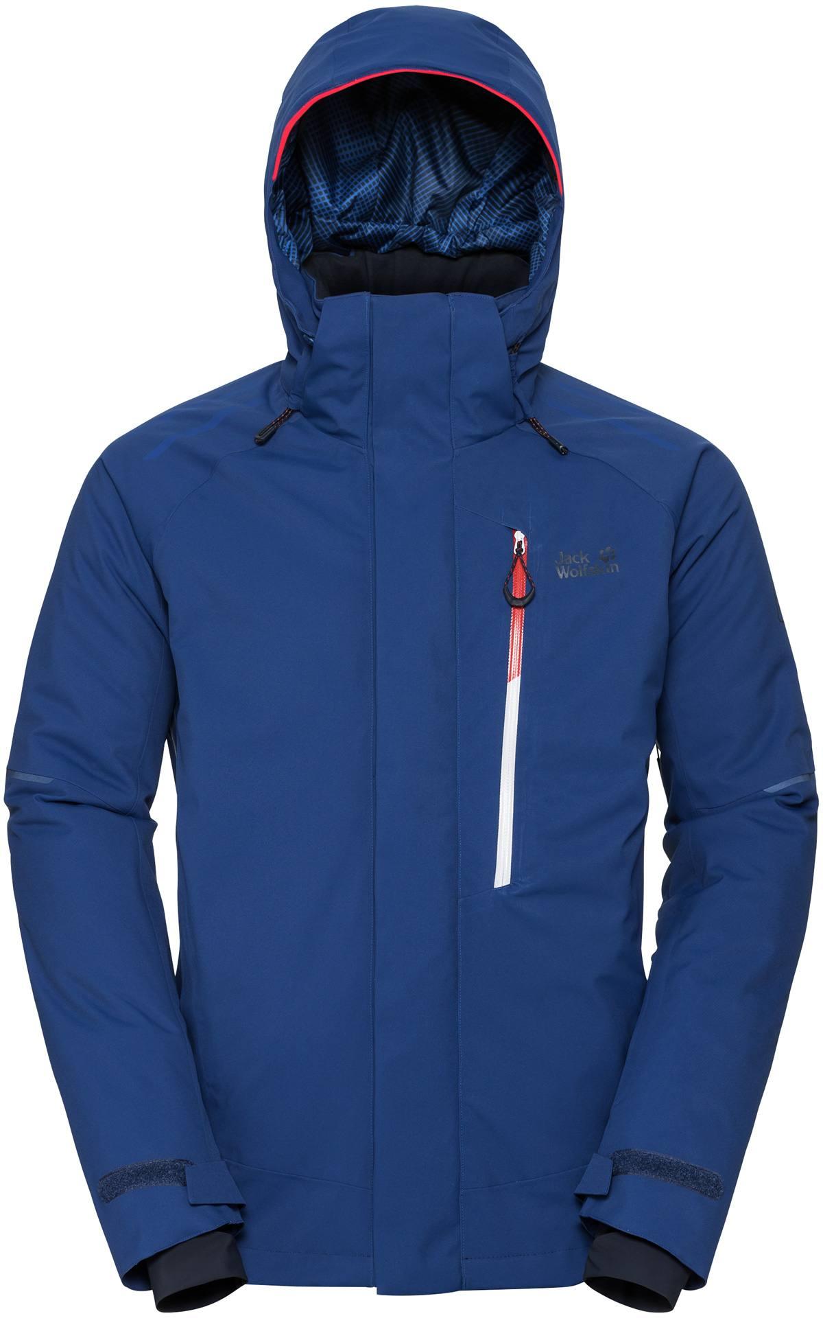 Jack Wolfskin Exolight Icy Jacket Men Scandinavian Outdoor