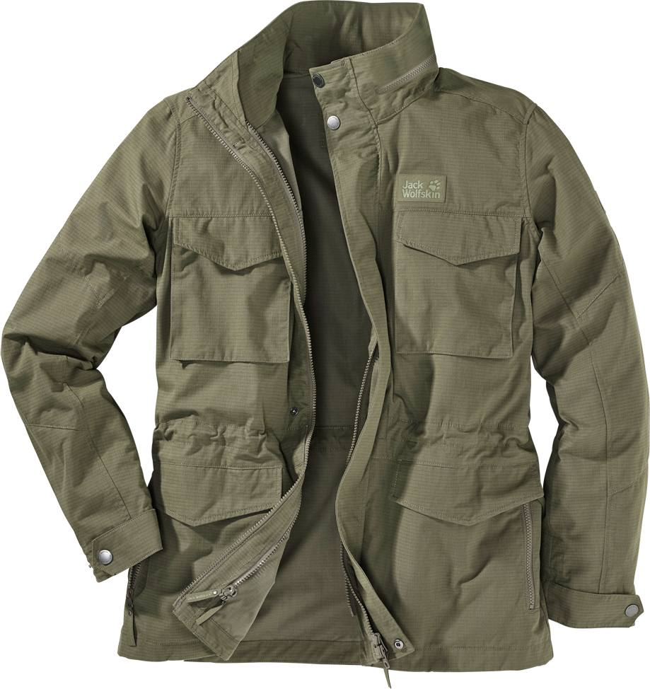 a855799ece97 Jack Wolfskin Freemont Field Jacket. Full image ...