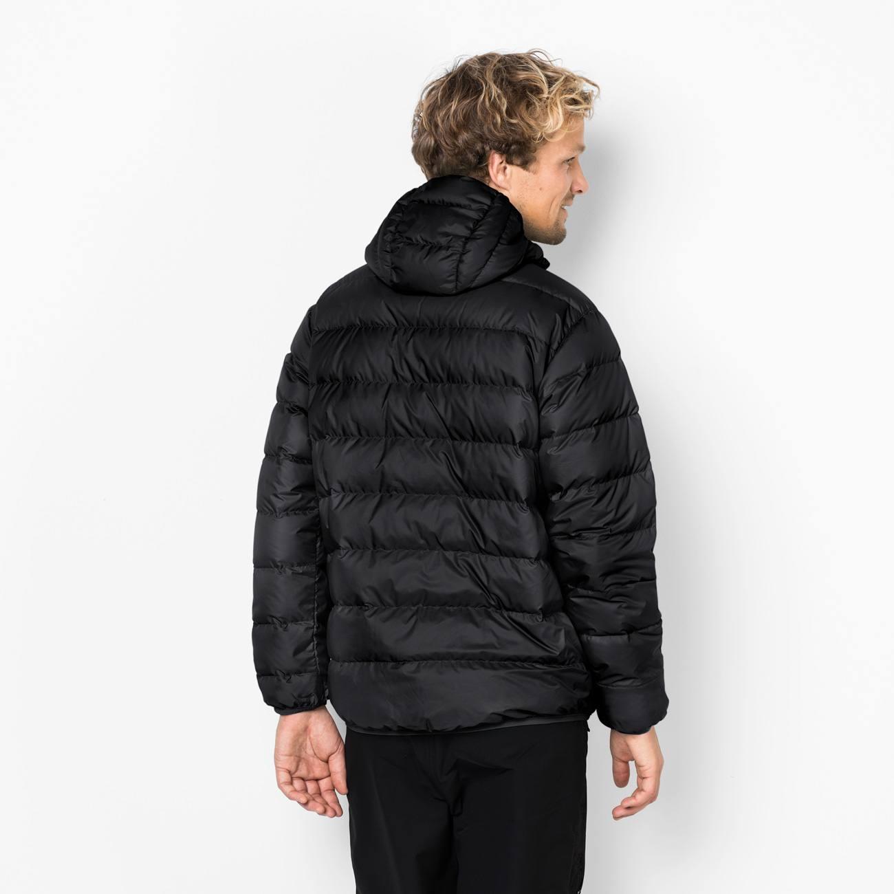 jack wolfskin helium down jacket men scandinavian outdoor. Black Bedroom Furniture Sets. Home Design Ideas