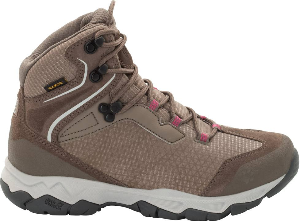 Jack Wolfskin Rock Hunter Texapore Mid W