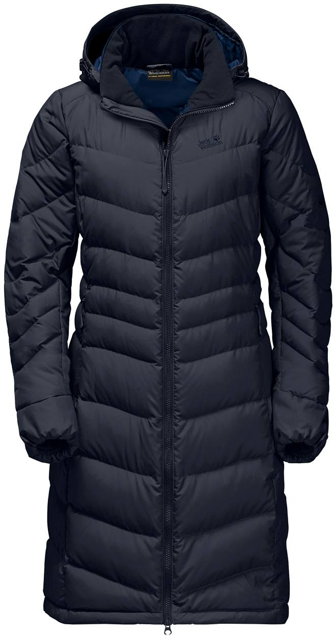 d03f23081f6 Jack Wolfskin Selenium Coat Women'S Night Blue. Full image ...
