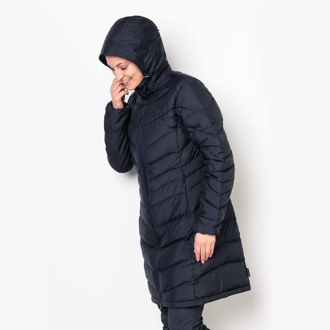 Wolfskin Outdoor Jack Women'sScandinavian Coat Selenium wk08PnO