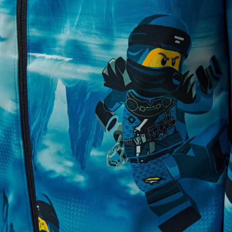 Lego Wear Siam 204 Boys Softshell Jacket Scandinavian Outdoor