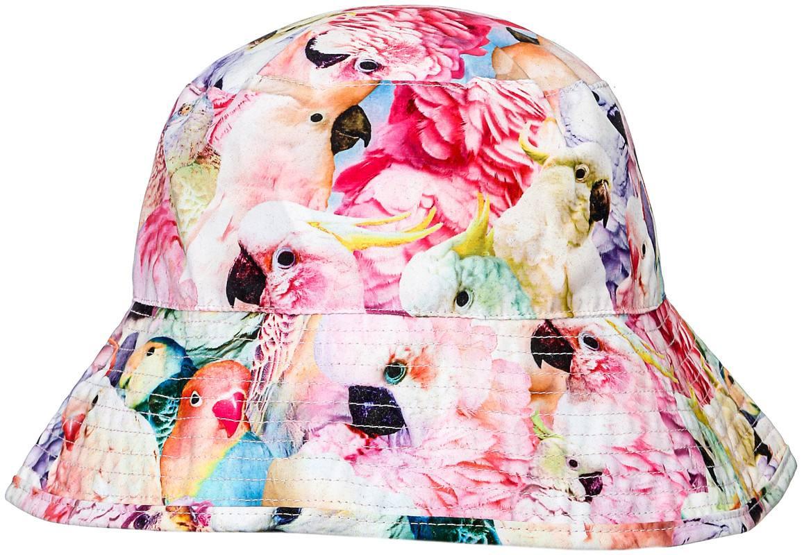 Molo Nadia Hat Coral. Täysikokoinen kuva 08756e30a5