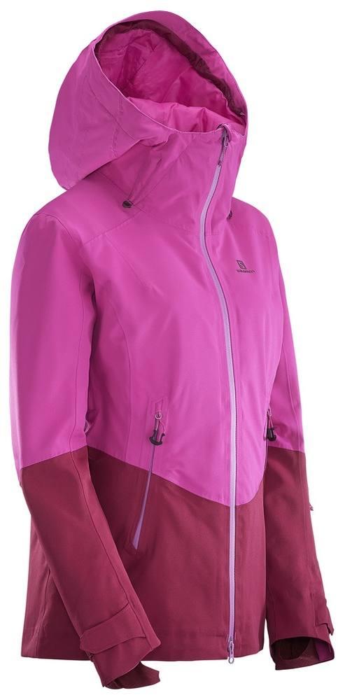 293acd75f447 Salomon Qst Guard Jacket Women S Rose. Full image ...