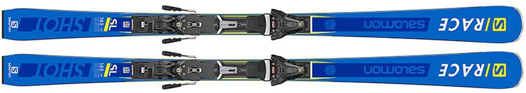 169.00 € Salomon S Race JR S M + C5 1819 Children's skis