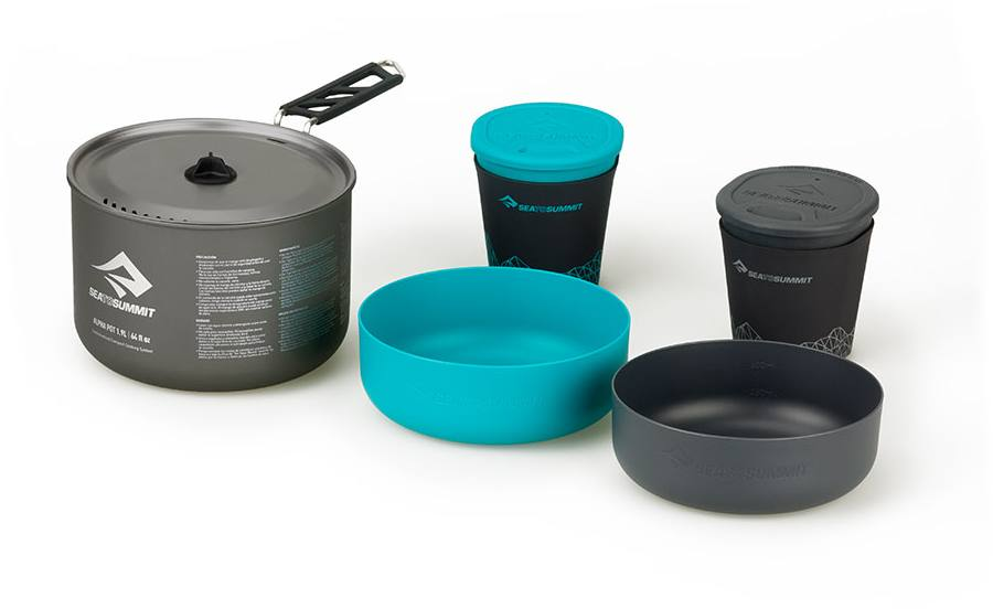 Sea To Summit Alphapot 2,1 Cook Set | Scandinavian Outdoor