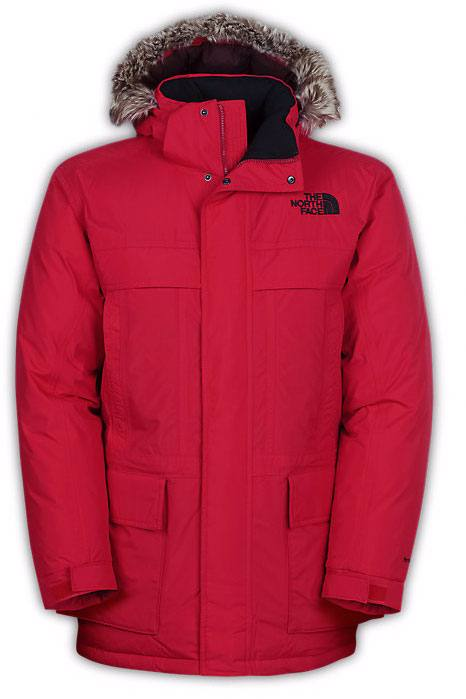The North Face Mcmurdo Parka Red. Full image 31c8d84c4